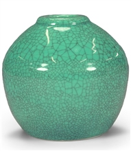 Scarva Nano Colours NPK008 Mermaid Green Porcelain Crackle Glaze