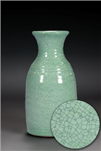Scarva Nano Colours NAK006 Duck Egg Stoneware Crackle Glaze