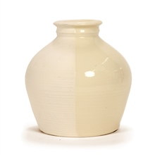 Scarva Cream Fire Earthenware