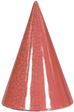 Scarva Nano Colours NCK055 Deep Pink Earthenware Crackle Glaze