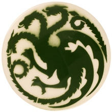 Dragon Stains Forest Green Leadfree Glaze Stain B103