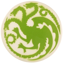 Dragon Stains Lime Green B113