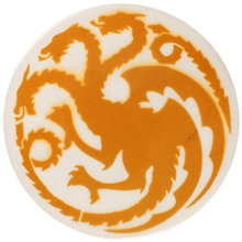 Dragon Stains Maize Yellow Leadfree Glaze Stain B101