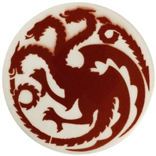 Dragon Stains Tan Brown Leadfree Glaze Stain B126