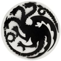 Dragon Stains Chrome Free Black Leadfre Glaze Stain B129