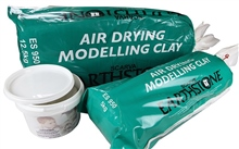 Air Drying Clay ES950 - 12.5Kg bags by Scarva Earthstone