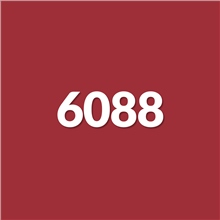 Mason Stains® By Mason Color 6088 Dark Red