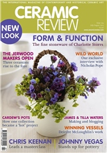 Ceramic Review Issue 274 July/August 2015