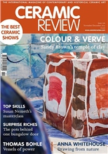 Ceramic Review Issue 276 November/December 2015