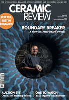 Ceramic Review Issue 278 March/April 2016