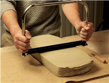 Clay Slab Cutter by Scarva Tools