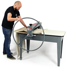 "Bailey Bailey DRD II Slab Roller With 51"" Table"