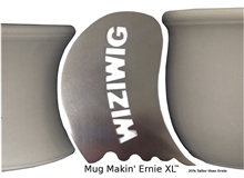 WiziWig Pottery Tools Mug Makin Ernie XL