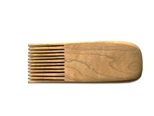 Scarva Tools Throwing Ribs - Medium Decorating Comb -12 teeth
