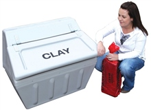 Scarva Fibre Glass - Clay Storage Bin