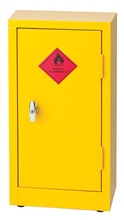 Scarva Flammable Liquid Storage Cabinet - 712 x 355 x 305mm