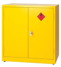 Scarva Flammable Liquid Storage Cabinet - 915 x 915 x 459mm
