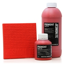 Jesmonite Pigment - Bright Red