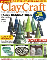 Clay Craft Issue 21 November 2018