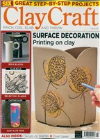 Clay Craft Issue 22 November 2018
