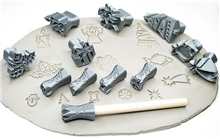 Relyef Pottery Tools Christmas Set
