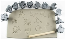 Relyef Pottery Tools Halloween Set