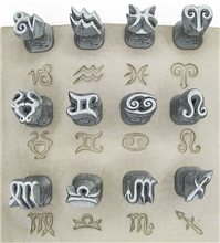 Relyef Pottery Tools Zodiac Set