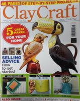 Clay Craft Issue 25 April 2019