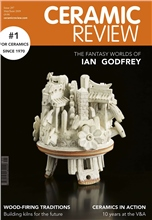 Ceramic Review Issue 297 May/June 2019