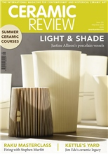 Ceramic Review Ceramic Review Issue 291 May/June 2018