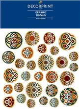 Decorprint Ceramic Decals - Arabic