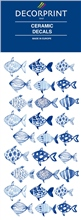 Decorprint Ceramic Decals - Fish