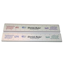 DiamondCore Tools Shrinkage Ruler
