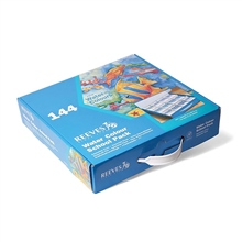 Reeves Reeves Water Colour 144-Count School Pack