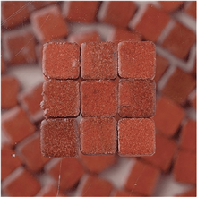 Scarva Mini Mosaic Ceramic Tiles, Bordeaux, 2295629, 150-Piece