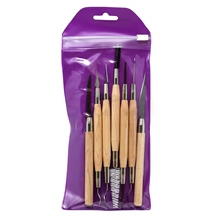 Scarva Tools Decorating and Clean Up 7 Piece Tool Set
