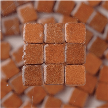 Scarva Mini Mosaic Ceramic Tiles, Brown, 2295678, 150-Piece