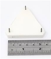 Scarva Kilns Stilts Triangle Metal Pinned 55mm