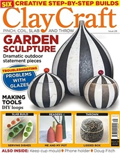 Clay Craft Issue 29 August 2019