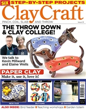 Clay Craft Issue 31 October 2019