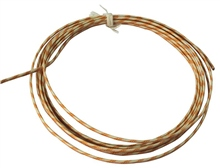 Glass Fibre Insulated Thermocouple Compensating Cable up to 200ºC by Scarva