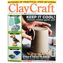 Clay Craft Issue 33 December 2019