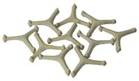 Scarva Kilns 04 Stilts Moulded - 10 Pack