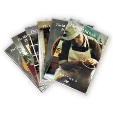 Scarva The Millhouse Pottery Videos - 6 DVD Set
