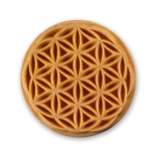 MKM Tools 6cm Round Stamp #014 - Seed of Life