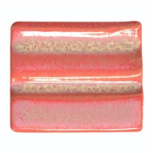 Spectrum 1521 Soft Red Dipping Glaze