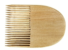 Throwing Ribs -Large  Decorating Comb by Scarva Tools