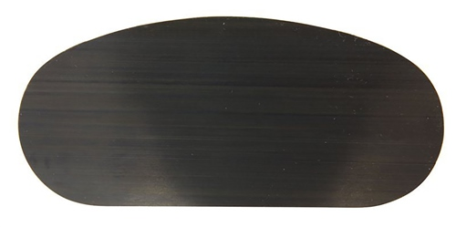 Scarva Tools Metal Scraper Kidney Palette - Medium  - Click to view larger image