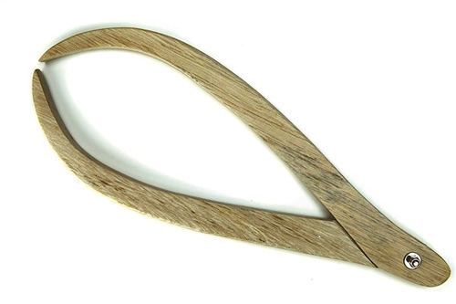 Scarva Tools Wooden Calipers  - Click to view larger image