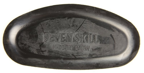 Scarva Tools Rubber Kidney - Medium Hard  - Click to view larger image